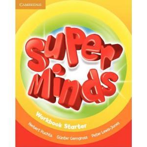 Super Minds Starter.   Ćwiczenia