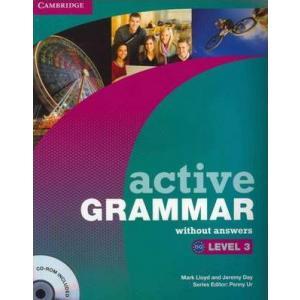 Active Grammar 3. Podręcznik bez Klucza + CD