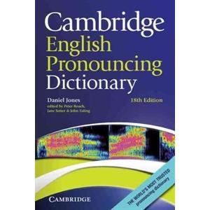 Camb.Pronouncing Dictionary (bez CD)