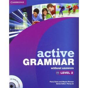 Active Grammar 2. Podręcznik bez Klucza + CD