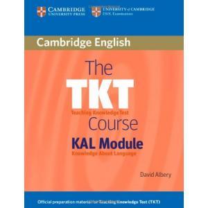 The TKT Course. KAL Module