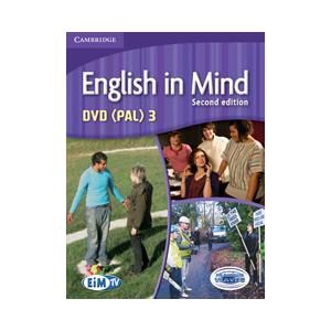 English in Mind 3. DVD