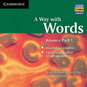 A Way with Words Resource Pack 1. CD