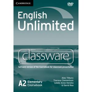 English Unlimited Elementary. Oprogramowanie Tablicy Interaktywnej