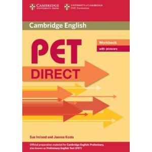 PET Direct. Ćwiczenia z Kluczem