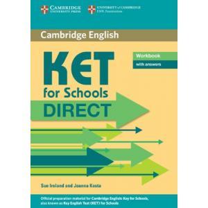 KET for Schools Direct. Ćwiczenia z Kluczem