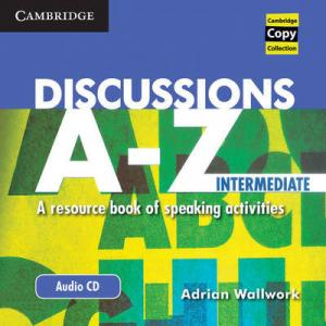 Discussions A-Z Intermediate.   CD do Podręcznika