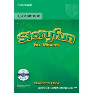 Storyfun for Movers. Książka Nauczyciela + CD