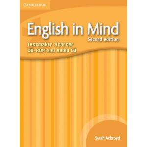 English in Mind Starter. Testmaker CD