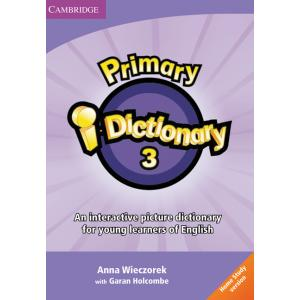 Primary i-Dictionary 3 High Elementary CD-ROM (home user)