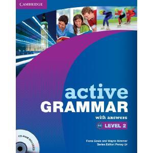 Active Grammar 2. Podręcznik z Kluczem + CD