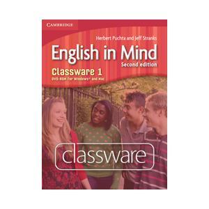 English in Mind 1. Oprogramowanie Tablicy Interaktywnej