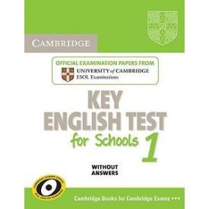 Cambridge Key English Test For Schools 1. Podręcznik bez Klucza