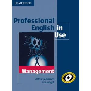 Professional English in Use Management. Książka z Kluczem