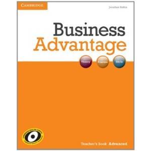 Business Advantage Advanced.   Książka Nauczyciela