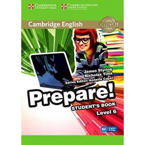 Prepare! Level 6. Podręcznik