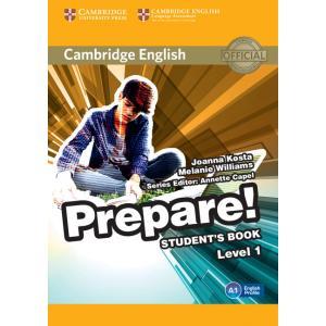 Prepare! Level 1. Podręcznik