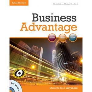 Business Advantage Advanced.   Podręcznik + DVD