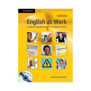 English at Work + CD