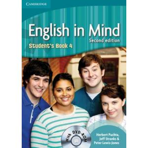 English in Mind 4. Podręcznik + CD