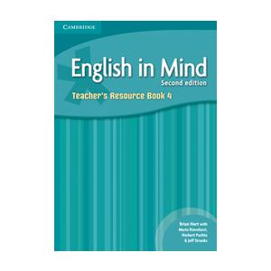 English in Mind 4. Teacher's Resource Book