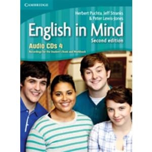 English in Mind 4. CD do Podręcznika