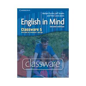 English in Mind 5. Oprogramowanie Tablicy Interaktywnej