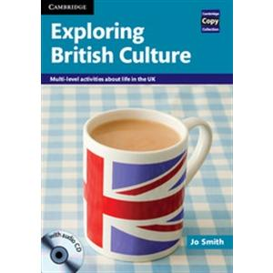 Exploring British Culture Book with Audio CD