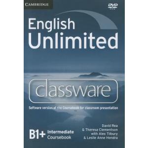 English Unlimited Intermediate. Oprogramowanie Tablicy Interaktywnej