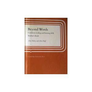 Beyond Words SB