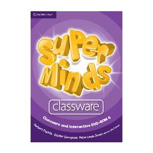 Super Minds 6. Oprogramowanie Tablicy Interaktywnej