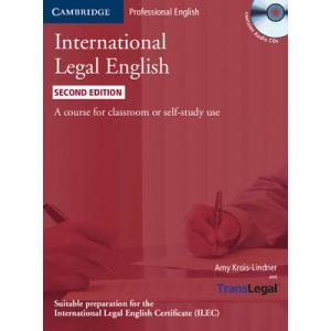 International Legal English. Podręcznik + CD