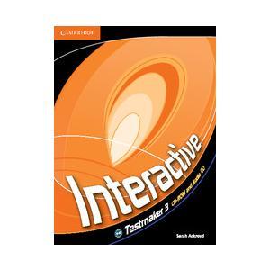 Interactive 3. Testmaker CD