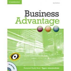 Business Advantage Upper Intermediate.   Personal Study Book + CD