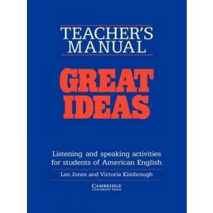 Great Ideas Teacher's Mnl