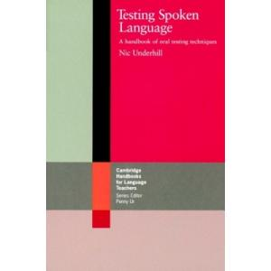 Testing Spoken Language PB