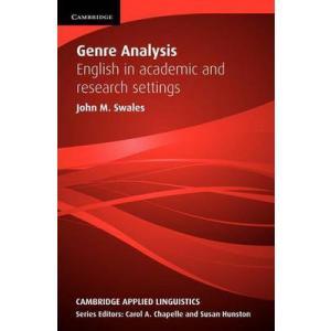 Genre Analysis PB