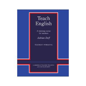 Teach English Teacher's WB