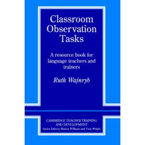 Classroom Observation Tasks PB