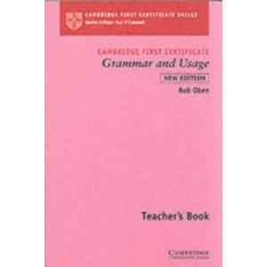 Camb FC Grammar & Usage TB
