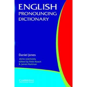 English Pronouncing Dictionary