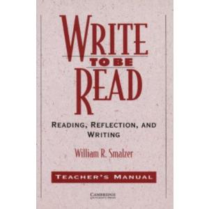 Write to Be Read TM