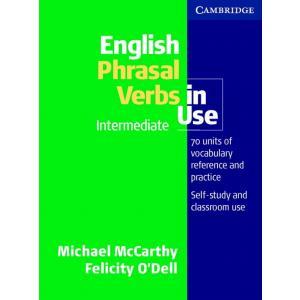 English Phrasal Verbs In Use Edition Intermediate. Książka z Odpowiedziami