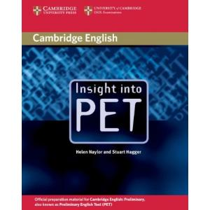 Insight into PET. Podręcznik