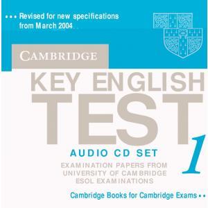 Cambridge KET 1. CD do Podręcznika