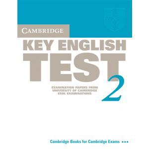 Cambridge Key English Test 2. Podręcznik bez Klucza