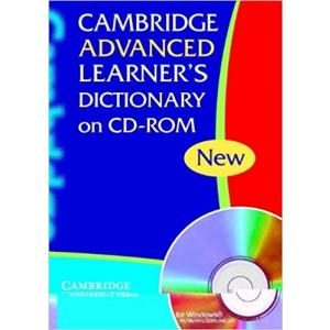 Camb Advanced Learners Dictionary CD-ROM OOP