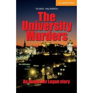 The University Murders. Cambridge English Readers 4