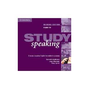 Study Speaking. CD do Podręcznika