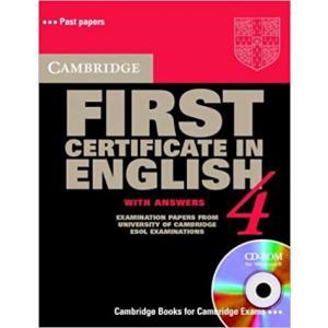 Cambridge FC Pract.Tests 4 sb+CD
